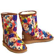 Aqua Bouquet Deluxe Ugg Boots