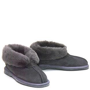 Aussie Slippers - Grey