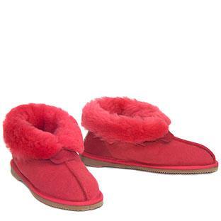 Aussie Slippers - Red