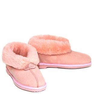 Aussie Slippers Pink