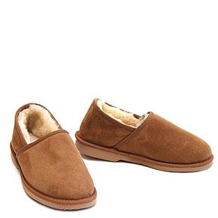 Ben Slippers Chestnut