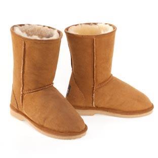Classic Kids Ugg Boots - Chestnut