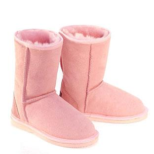 Classic Kids Ugg Boots - Pink