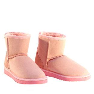 Classic Mini Ugg Boots - Candy Pink