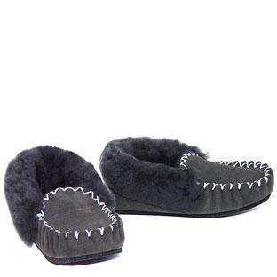Classic Moccasins Grey