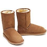 Classic Short Ugg Boots - Chestnut