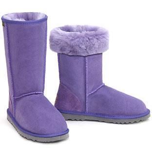 Classic Tall Ugg Boots - Purple