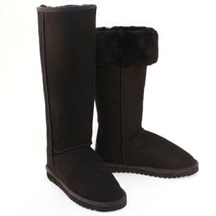 Classic Ultra Tall Ugg Boots - Black
