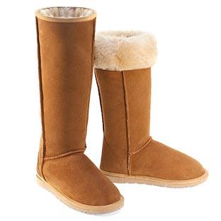 Classic Ultra Tall Ugg Boots - Chestnut