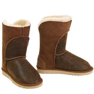 Crescent Ugg Boots Chestnut