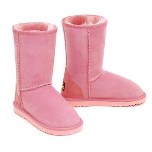 Deluxe Classic Short Ugg Boots - Candy Pink