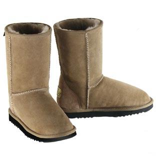 Deluxe Classic Short Ugg Boots - Mushroom