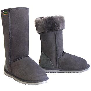 Deluxe Classic Tall Ugg Boots - Grey