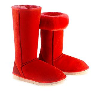 Deluxe Classic Tall Ugg Boots - Strawberry