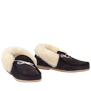 Deluxe Moccasins Black