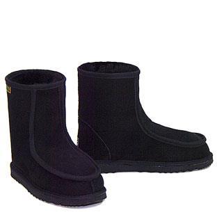 Eskimo Joe Deluxe Ugg Boots - Black