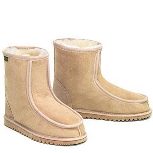 bb69f1e8c97 Eskimo Joe Deluxe Ugg Boots - Sand