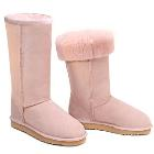 Deluxe Classic Tall Ugg Boots - Pink