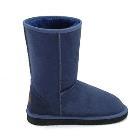 Deluxe Classic Short Ugg Boots - Navy