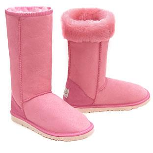 Classic Tall Ugg Boots - Pink