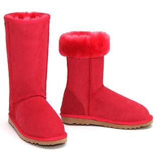 Classic Tall Ugg Boots - Red