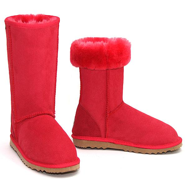 3bec713effa Classic Tall Ugg Boots - Red