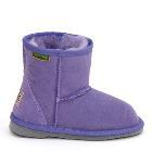 Mini Kids Ugg Boots - Purple