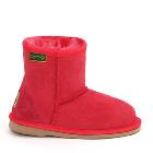 Mini Kids Ugg Boots - Red