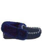 Classic Moccasins Navy