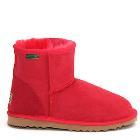 Classic Mini Ugg Boots - Red