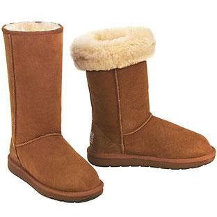 Outback Tall Ugg Boots - Chestnut