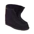Eskimo Joe Front Zip Deluxe Ugg Boots - Black