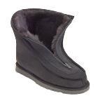 Eskimo Joe Front Zip Deluxe Ugg Boots - Grey