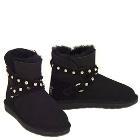 Cutesy Mini Ugg Boots - Black Clearance Sale