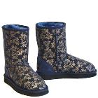 Royal Flower Deluxe Ugg Boots