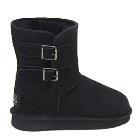 Ryder Short Ugg Boots - Black