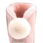 Bunny Mini Ugg Boots - Pink