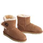 Tosca Ugg Boots - Chestnut