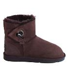 Tosca Ugg Boots - Chocolate