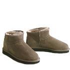 Deluxe Ultra Short Ugg Boots - Mushroom