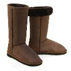 Deluxe Classic Tall Ugg Boots - Chocolate