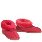 Aussie Slippers - Red - Clearance Sale