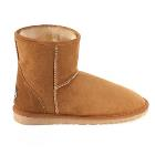 Deluxe Classic Mini Ugg Boots - Chestnut