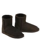 Deluxe Classic Mini Ugg Boots - Black