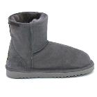Deluxe Classic Mini Ugg Boots - Grey