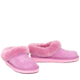 Lux Mule Slippers Candy Pink