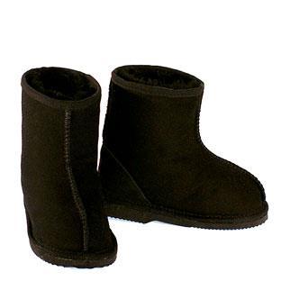 Rip Kids Ugg Boots - Black