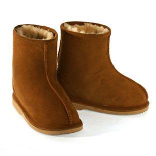 Rip Kids Ugg Boots - Chestnut