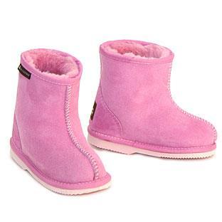 Rip Kids Ugg Boots - Pink
