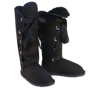 ccafb669803 Roxane Ugg Boots - Black